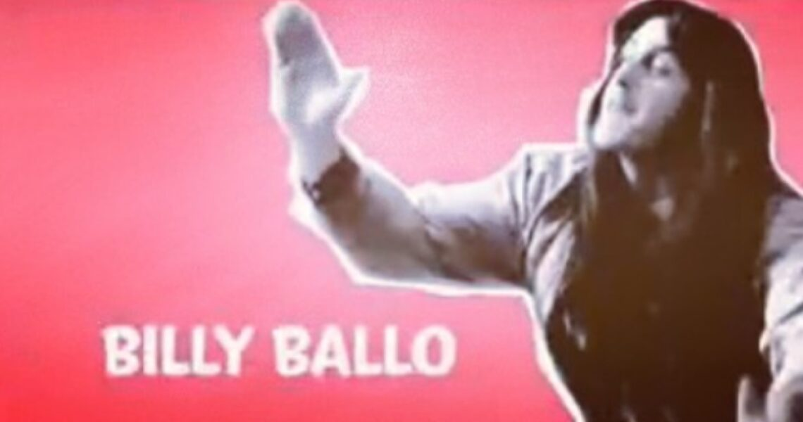 billy ballo