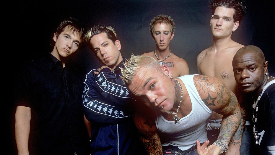 crazy town band